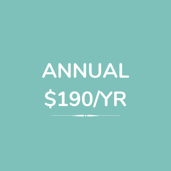 Membership Annual Price
